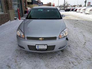 Used 2012 Chevrolet Impala LT for sale in Winnipeg, MB