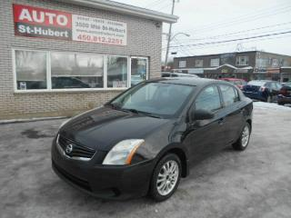 Used 2010 Nissan Sentra for sale in St-Hubert, QC