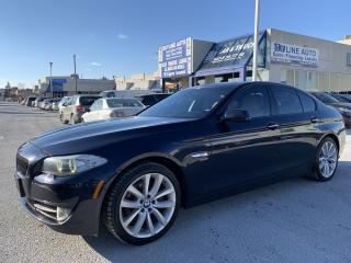 Used 2011 BMW 535 I xDrive BLIND SPOT LANE ASSISST NAVI CAMERA ALLOYS for sale in Concord, ON