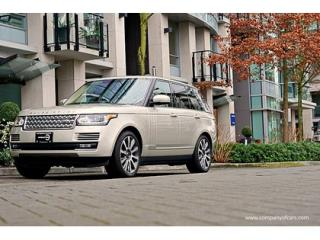 Used 2013 Land Rover Range Rover Autobiography for sale in Vancouver, BC