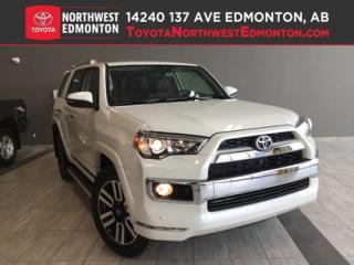 New 2019 Toyota 4Runner LIMITED 7-PASSENGER for sale in Edmonton, AB