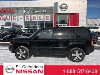 Used 2017 Jeep Patriot North, Leather Seats !! for sale in St. Catharines, ON