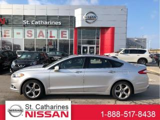 Used 2016 Ford Fusion SE FWD for sale in St. Catharines, ON