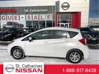 Used 2017 Nissan Versa Note Hatchback 1.6 SV CVT for sale in St. Catharines, ON