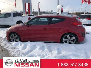 Used 2013 Hyundai Veloster Turbo at for sale in St. Catharines, ON