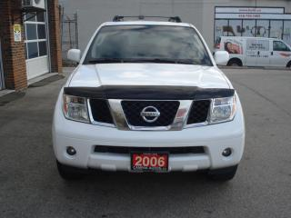 Used 2006 Nissan Pathfinder LE for sale in Scarborough, ON