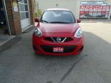 Photo of Red 2016 Nissan Micra
