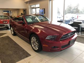 Used 2014 Ford Mustang Convertible | Accident Free | Heated Seats for sale in Harriston, ON