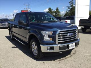Used 2017 Ford F-150 XTR | 4X4 | One Owner | Rear View Camera for sale in Harriston, ON