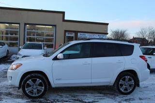 Used 2011 Toyota RAV4 SPORT 4WD SUNROOF for sale in Brampton, ON