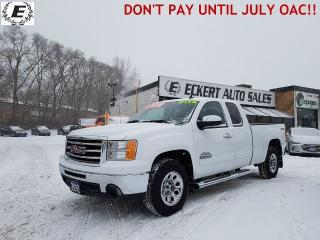 Used 2012 GMC Sierra 1500 SL Nevada Edition EXT CAB 4X4 for sale in Barrie, ON
