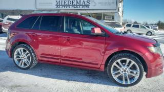 Used 2009 Ford Edge SPORT for sale in Mono, ON