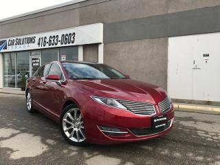 Used 2013 Lincoln MKZ Sold for sale in Toronto, ON