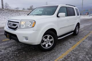 Used 2011 Honda Pilot Touring - 1 Owner / No Accidents / Super Clean for sale in Etobicoke, ON