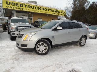 Used 2010 Cadillac SRX 3.0 Luxury for sale in Ottawa, ON