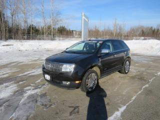 Used 2010 Lincoln MKX for sale in Fredericton, NB