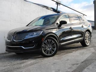 Used 2016 Lincoln MKX Reserve for sale in Halifax, NS
