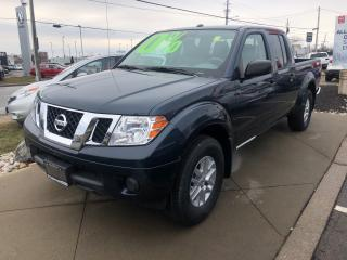 New 2018 Nissan Frontier SV for sale in St. Catharines, ON