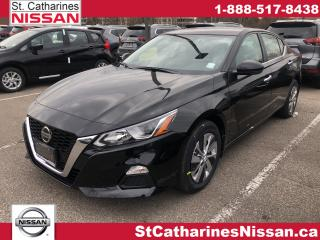New 2019 Nissan Altima Sedan 2.5 S CVT for sale in St. Catharines, ON