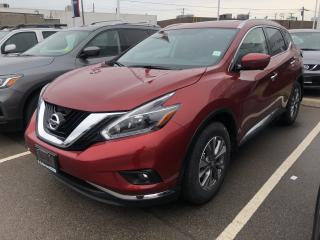 New 2018 Nissan Murano SL for sale in St. Catharines, ON