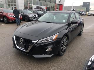 New 2019 Nissan Altima 2.5 Platinum for sale in St. Catharines, ON