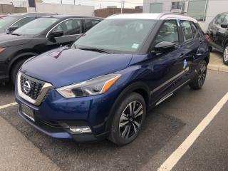 New 2019 Nissan Kicks SR for sale in St. Catharines, ON