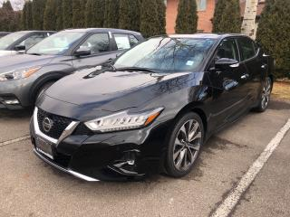 New 2019 Nissan Maxima Platinum for sale in St. Catharines, ON