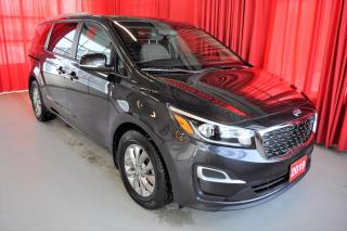 Used 2019 Kia Sedona LX | Active ECO | 8-Seater for sale in Listowel, ON