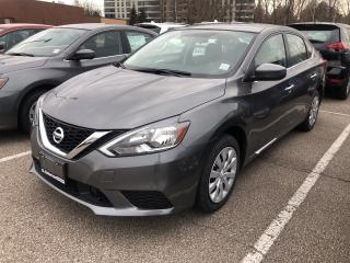 New 2019 Nissan Sentra 1.8 SV for sale in St. Catharines, ON