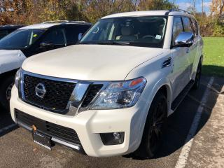 New 2019 Nissan Armada Platinum for sale in St. Catharines, ON