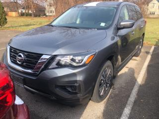 New 2019 Nissan Pathfinder S V6 4x4 at for sale in St. Catharines, ON