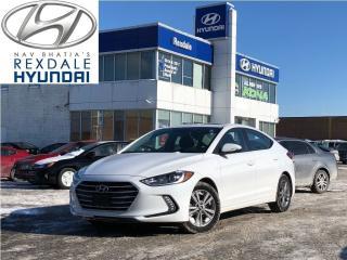 Used 2018 Hyundai Elantra GL SE, BALANCE OF FACTORY WARRANTY for sale in Toronto, ON