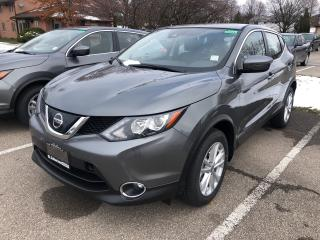 New 2019 Nissan Qashqai SV FWD CVT for sale in St. Catharines, ON