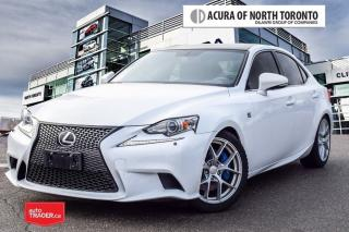 Used 2015 Lexus IS 350 RWD 6A No Accident| F Sport| Winter Tires for sale in Thornhill, ON