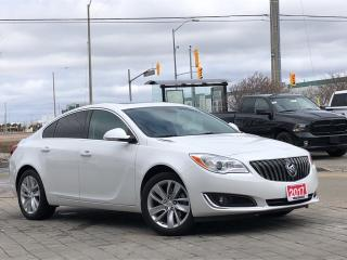 Used 2017 Buick Regal NAV*Sunroof*AWD*Leather for sale in Mississauga, ON