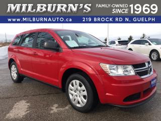 Used 2014 Dodge Journey CANADA VALUE for sale in Guelph, ON
