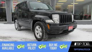 Used 2012 Jeep Liberty Sport ** 4x4, No Accidents, Well Equipped ** for sale in Bowmanville, ON
