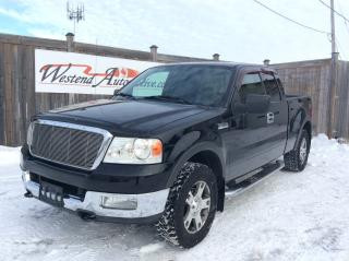 Used 2004 Ford F-150 FX4 for sale in Stittsville, ON