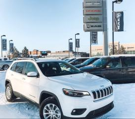 New 2019 Jeep Cherokee North for sale in Cold Lake, AB