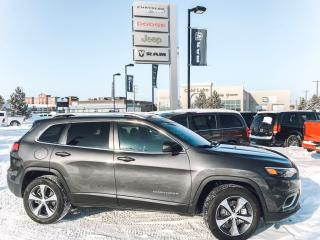 New 2019 Jeep Cherokee Limited for sale in Cold Lake, AB