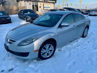 Used 2010 Mazda MAZDA6 Auto, 4dr, GS, low mileage, sunroof, alloy wheels for sale in Halton Hills, ON