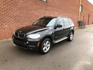 Used 2012 BMW X5 AWD 4dr 35i for sale in Mississauga, ON