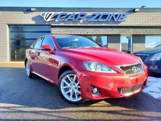 Used 2012 Lexus IS 350 AWD, NAVIGATION, LEATHER for sale in Calgary, AB