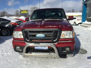 Used 2007 Ford Ranger XL*Démarreur à distance for sale in Québec, QC