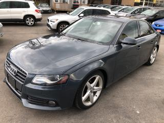 Used 2011 Audi A4 for sale in Hamilton, ON
