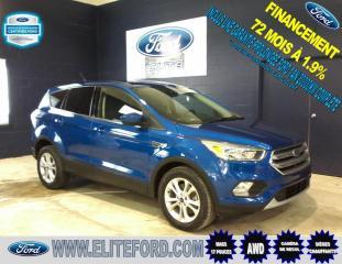 Used 2017 Ford Escape SE, AWD, CAMÉRA DE RECUL for sale in St-Jérôme, QC