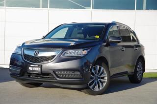 Used 2016 Acura MDX NAVI for sale in Vancouver, BC