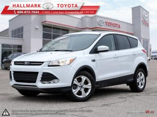 Used 2015 Ford Escape SE - FWD for sale in Orangeville, ON