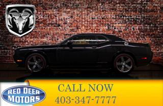Used 2013 Dodge Challenger Rallye Redline Leather Roof Nav for sale in Red Deer, AB