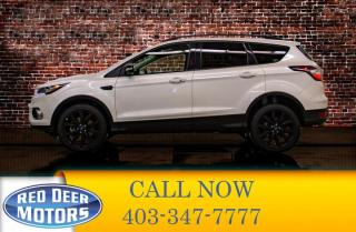 Used 2018 Ford Escape AWD Titanium Roof Nav BCam for sale in Red Deer, AB